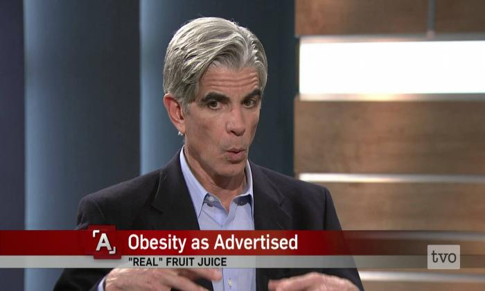The investigative reporter Michael Moss discusses the close relationship between obesity, food and the advertising strategies used by the food industry.
