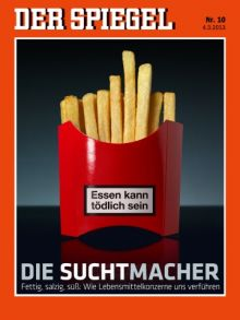 """Die Suchtmacher"", Cover of Der Spiegel, issue 10/2013 (March 4, 2013)"