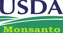 USDA Approves Monsanto genetically modified crops. Photo: blog.friendseat.com
